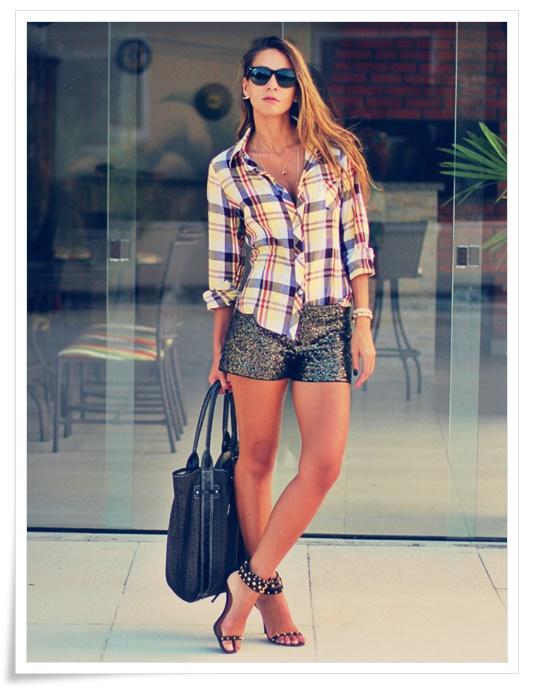 look-com-camisa-xadrez