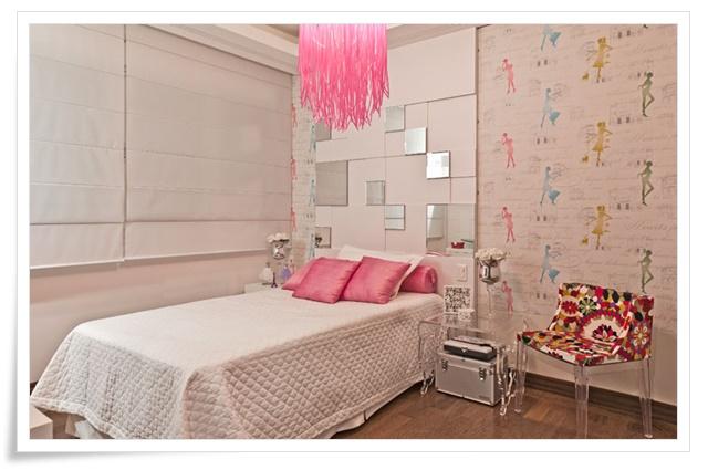 quarto-de-menina-cor-de-rosa